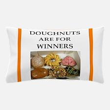winning doughnut Pillow Case