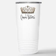 Cute Queen victoria Travel Mug
