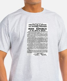 """The Irish Proclamation"" T-Shirt"