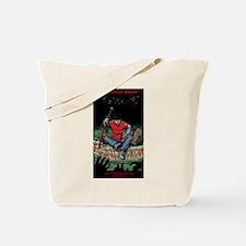 Be Warrior Smart Tote Bag