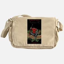Be Warrior Smart Messenger Bag