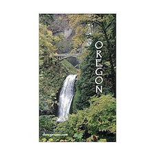 Oregon - Multnomah Rectangle Decal