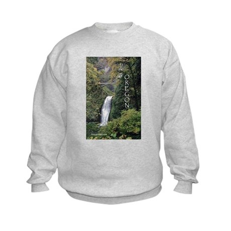 Oregon - Multnomah Kids Sweatshirt