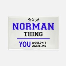 It's NORMAN thing, you wouldn't understand Magnets