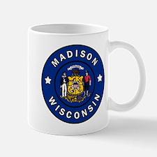 Madison Wisconsin Mugs