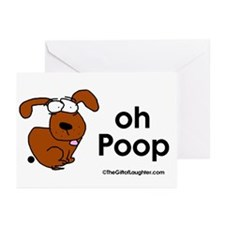 Cute Belated birthday Greeting Cards (Pk of 10)
