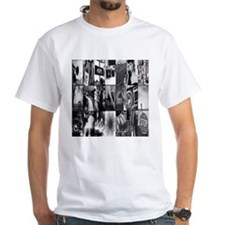 Vintage Love Collage Shirt