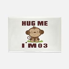 Hug Me I Am 03 Rectangle Magnet