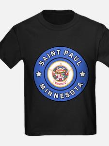 Saint Paul Minnesota T-Shirt