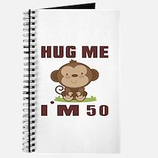 Hug Me I Am 50 Journal