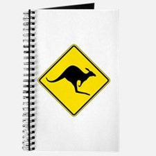 Kangaroo Crossing, Australia Journal