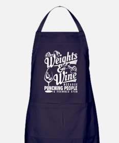Cute Workout Apron (dark)