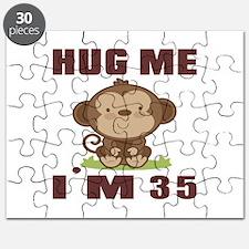 Hug Me I Am 35 Puzzle