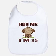 Hug Me I Am 35 Bib