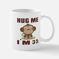 Hug Me I Am 35 Mug