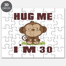 Hug Me I Am 30 Puzzle