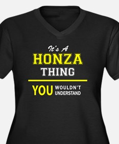 HONZA thing, you wouldn't unders Plus Size T-Shirt