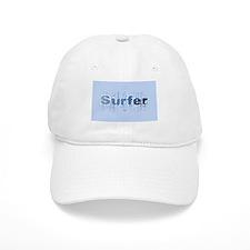 Surfer ink Baseball Cap
