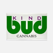 Kind Bud Cannabis Rectangle Magnet