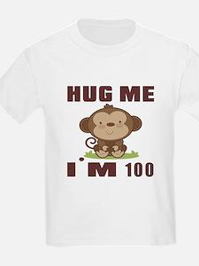 Hug Me I Am 100 T-Shirt