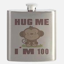 Hug Me I Am 100 Flask