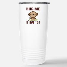 Hug Me I Am 100 Travel Mug