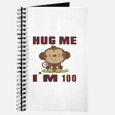 Hug Me I Am 100 Journal