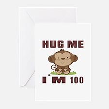 Hug Me I Am 100 Greeting Cards (Pk of 10)