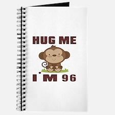 Hug Me I Am 96 Journal