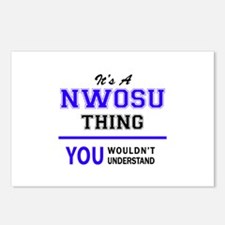It's NWOSU thing, you wou Postcards (Package of 8)