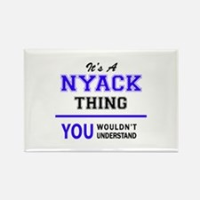 It's NYACK thing, you wouldn't understand Magnets