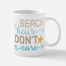 BEACH HAIR DON'T CARE Mugs