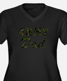 ARMY DAD Plus Size T-Shirt