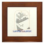 upperjump Framed Tile