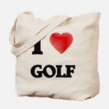 Cute Goalball Tote Bag