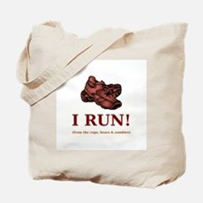 I RUN! Tote Bag