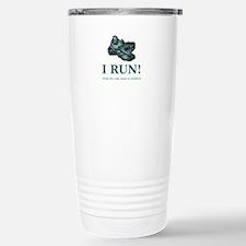 I RUN! Travel Mug