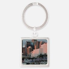 Cute New south wales Square Keychain
