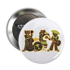 "Swing Cats 2.25"" Button"