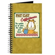 Coffeehouse Garfield Journal