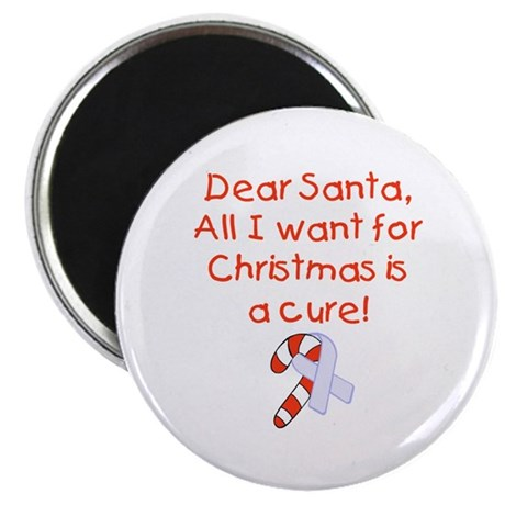 "Christmas 2.25"" Magnet (100 pack)"
