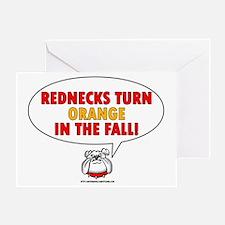 Rednecks Greeting Card