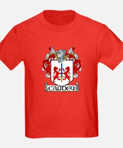 Cagney Coat of Arms T