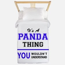 It's PANDA thing, you wouldn't understa Twin Duvet