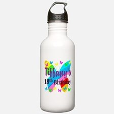 PERSONALIZED 18TH Water Bottle