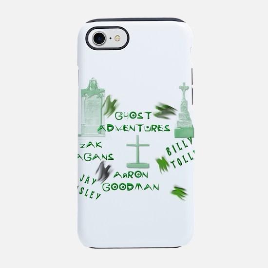 Ghost Adventures iPhone 8/7 Tough Case
