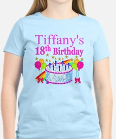PERSONALIZED 18TH T-Shirt