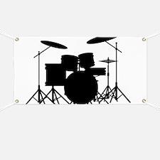 Unique Drummer Banner