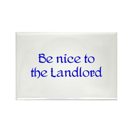 Landlord Rectangle Magnet (10 pack)