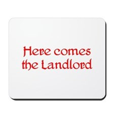 Landlord Mousepad